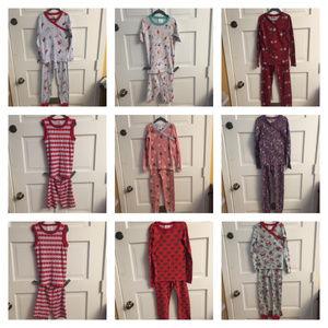 Hanna Andersson Pajamas Bundle (9 sets)